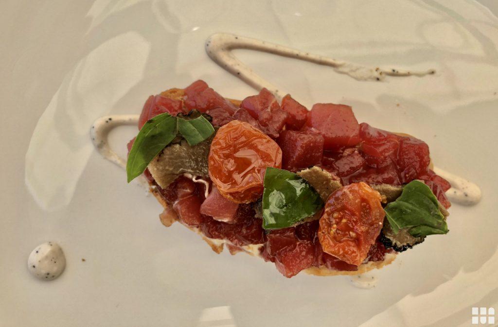 Geniesser Bild eines andalusischen Gerichtes