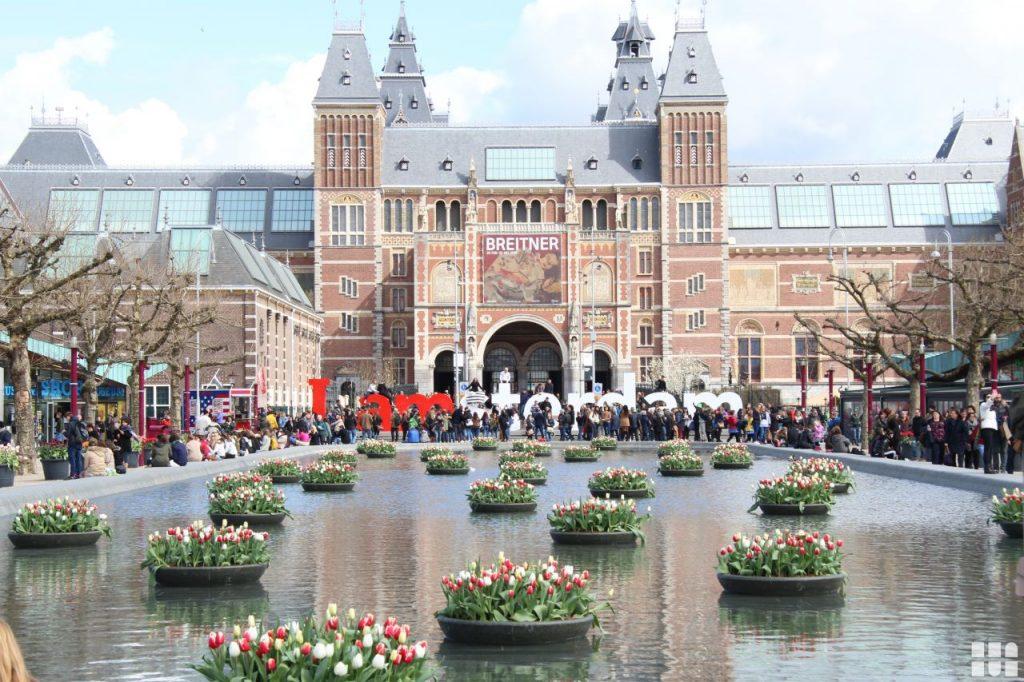 Erlebnisreisen Bild des Rijksmuseums in Amsterdam
